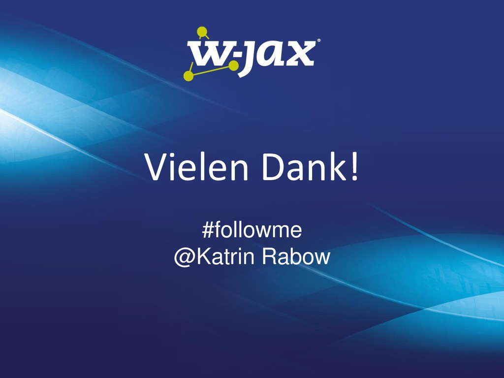 Vielen Dank! #followme @Katrin Rabow