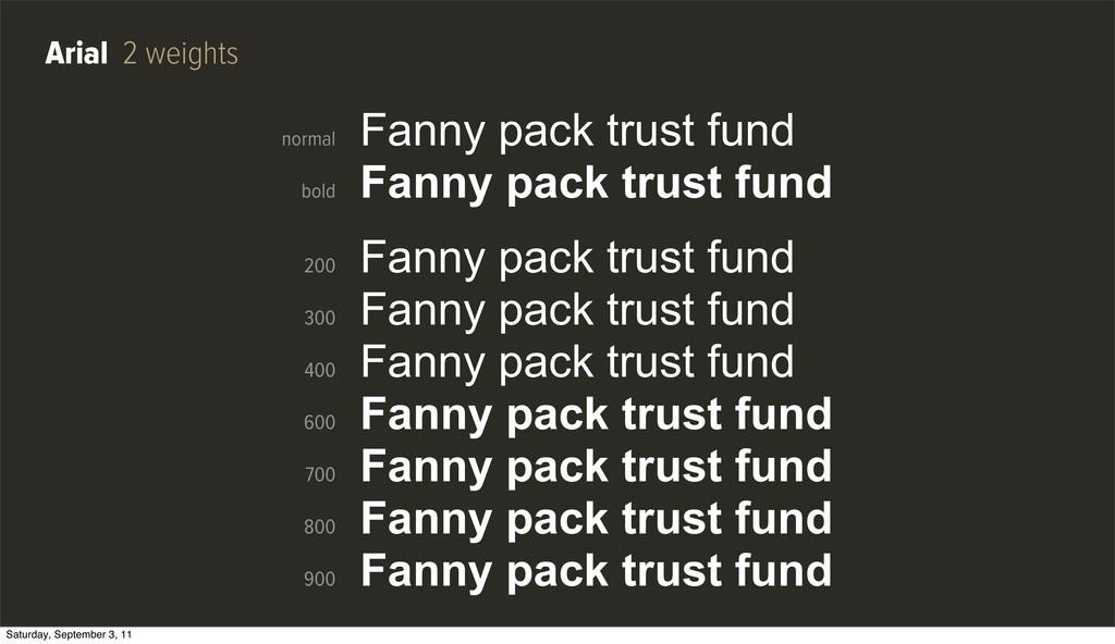 Fanny pack trust fund Fanny pack trust fund nor...