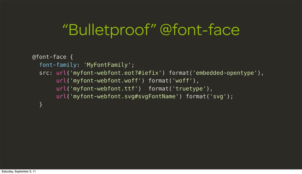 @font-face { font-family: 'MyFontFamily'; src: ...