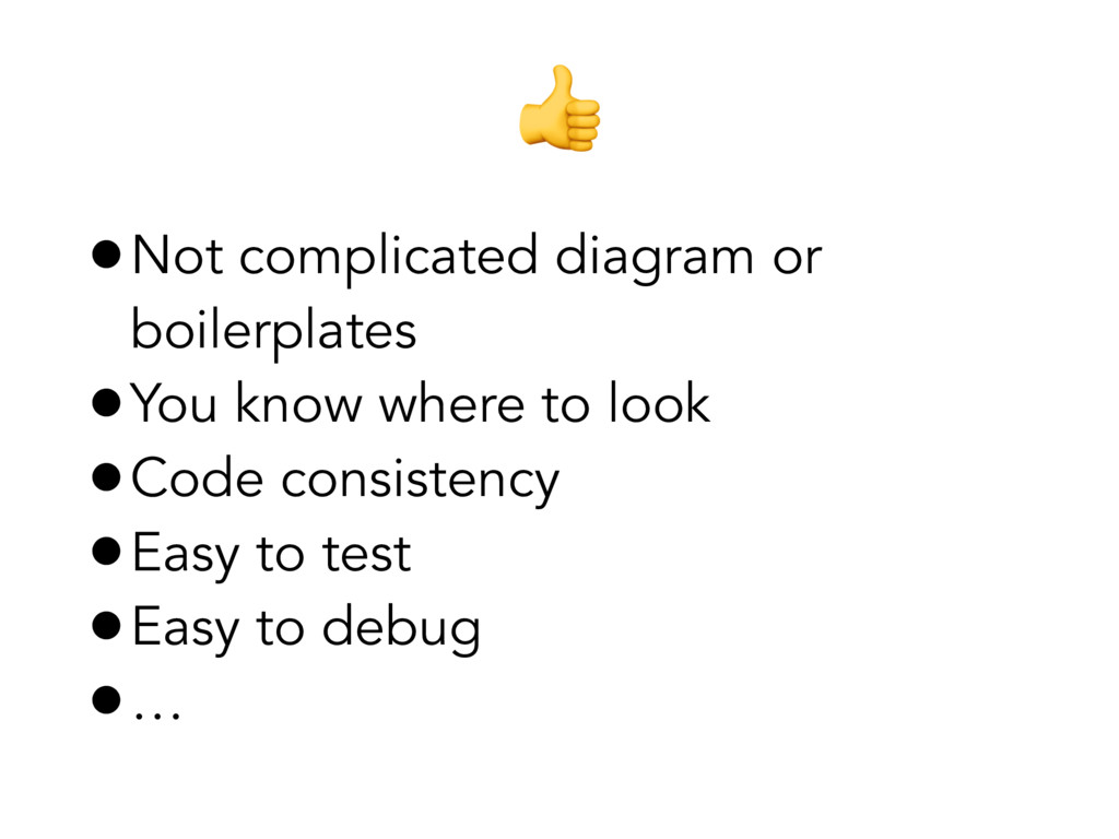 •Not complicated diagram or boilerplates •You k...