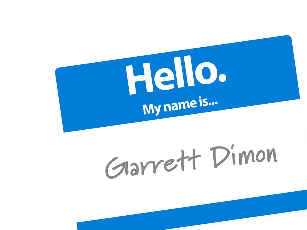 Senior Practice Consultant @ Hello. My name is....