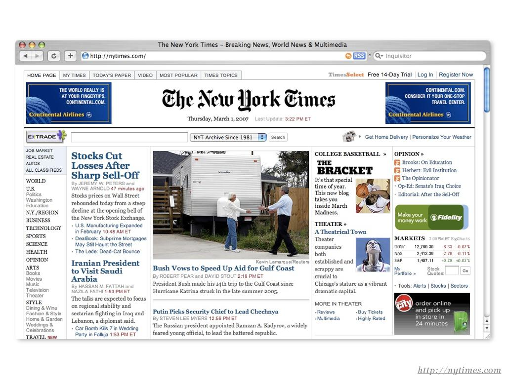 http://nytimes.com
