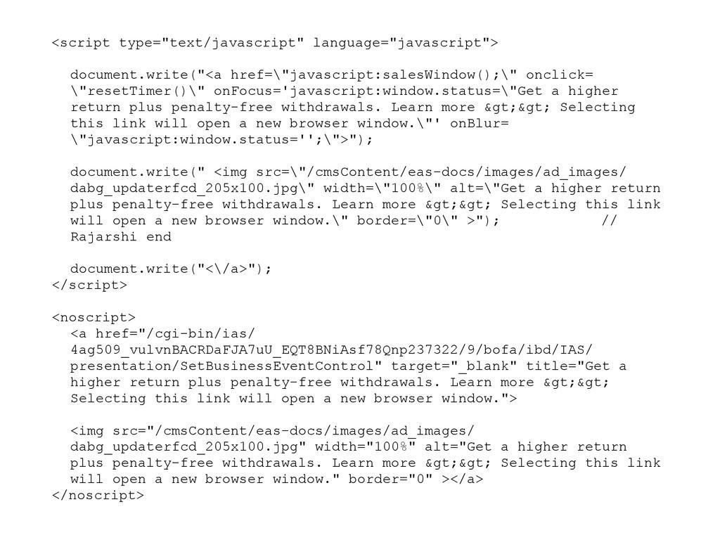 """<script type=""""text/javascript"""" language=""""javasc..."""