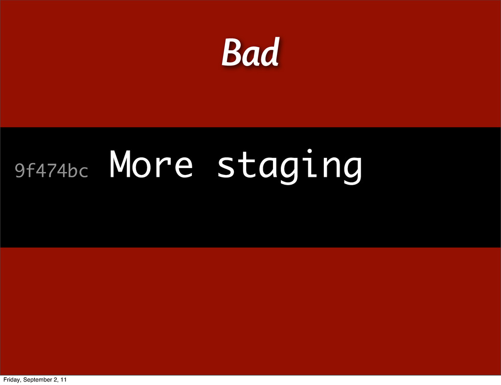 dfe4c3e Staging af0a3bb More staging fixes e5a5...