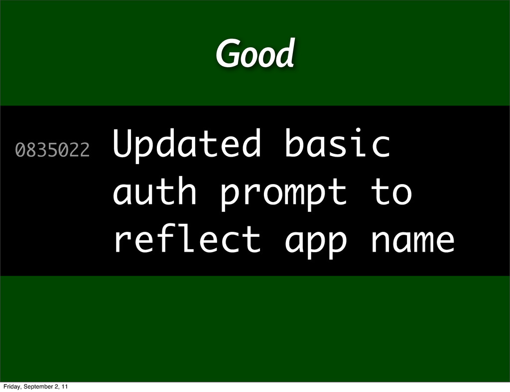 Good 0835022 Updated basic auth prompt to refle...