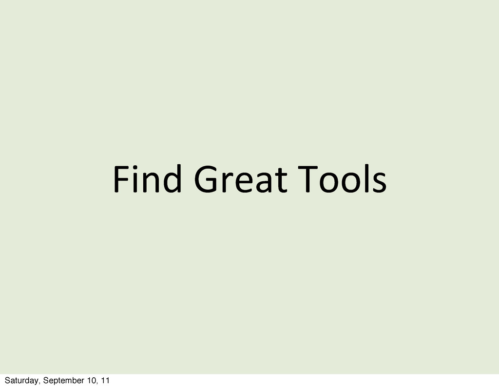 Find	