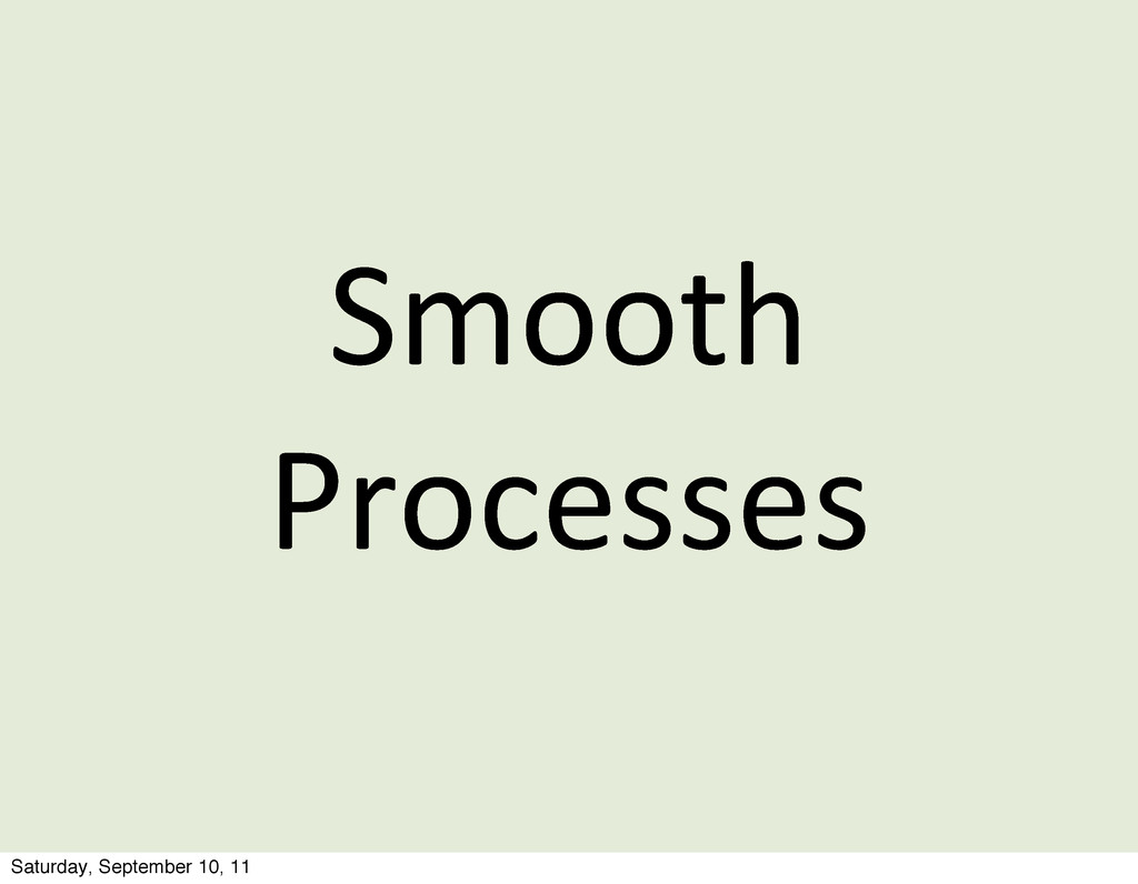 Smooth	