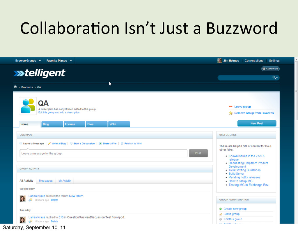 Collabora8on	
