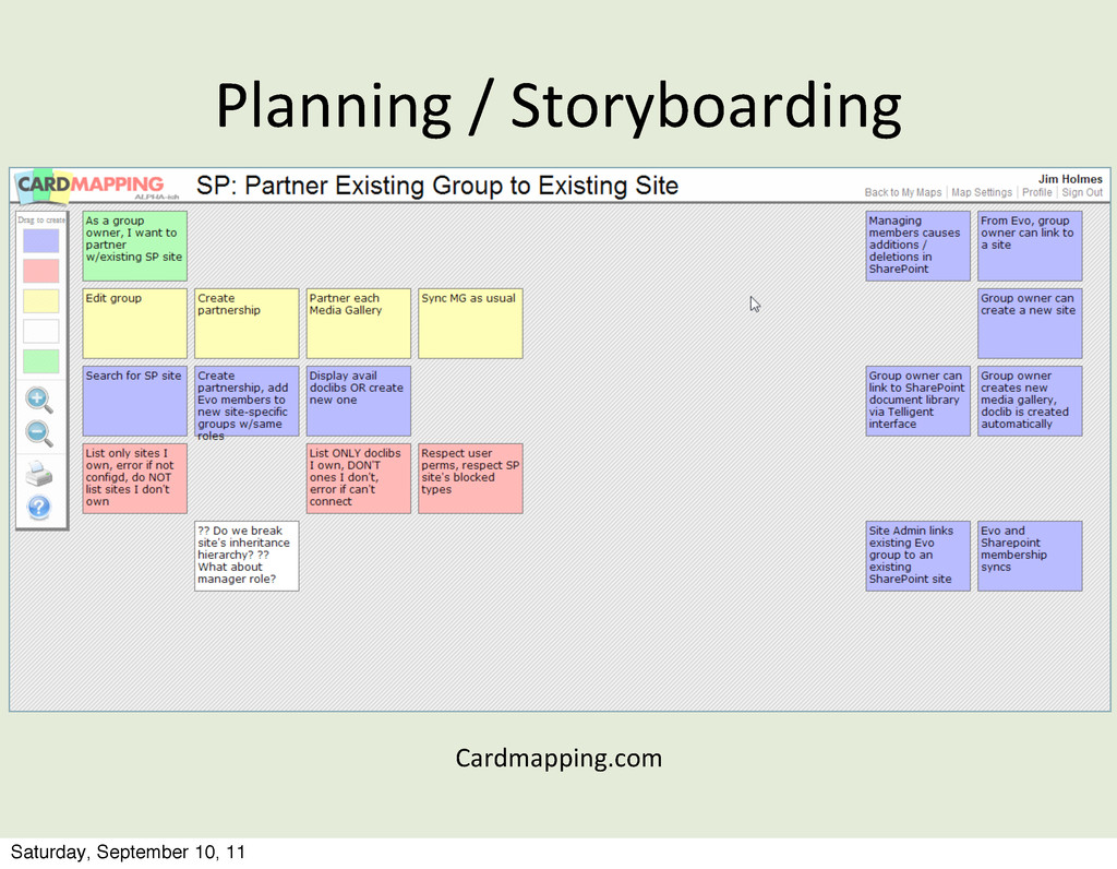 Planning	