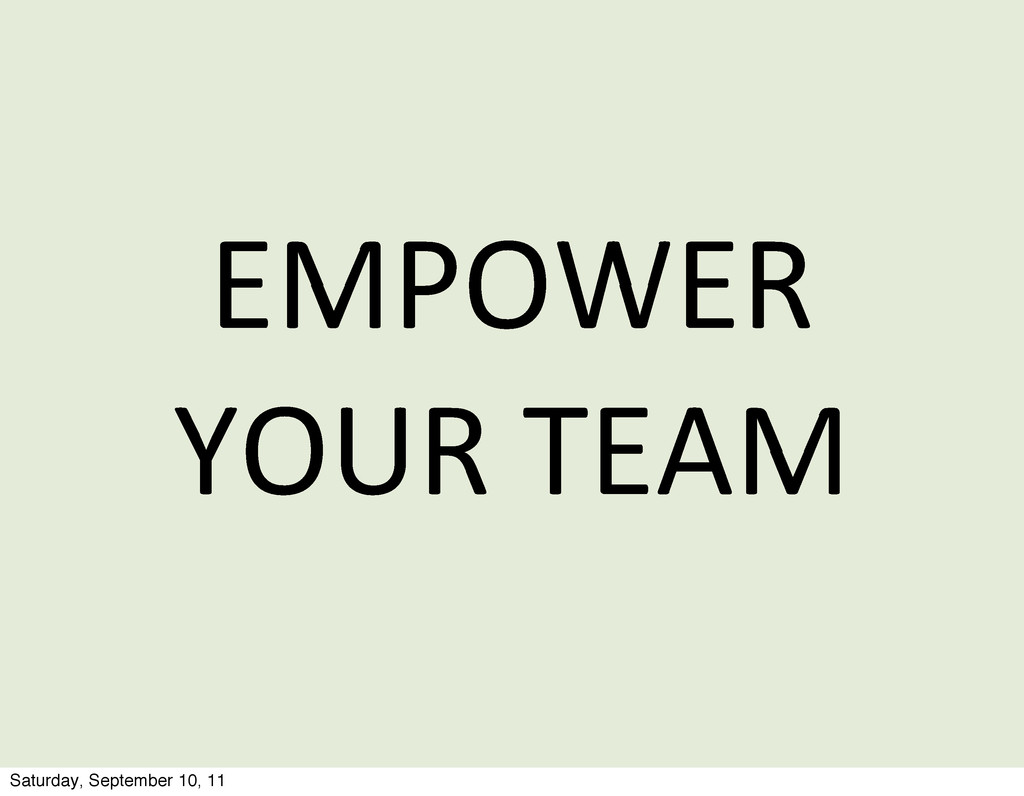 EMPOWER	