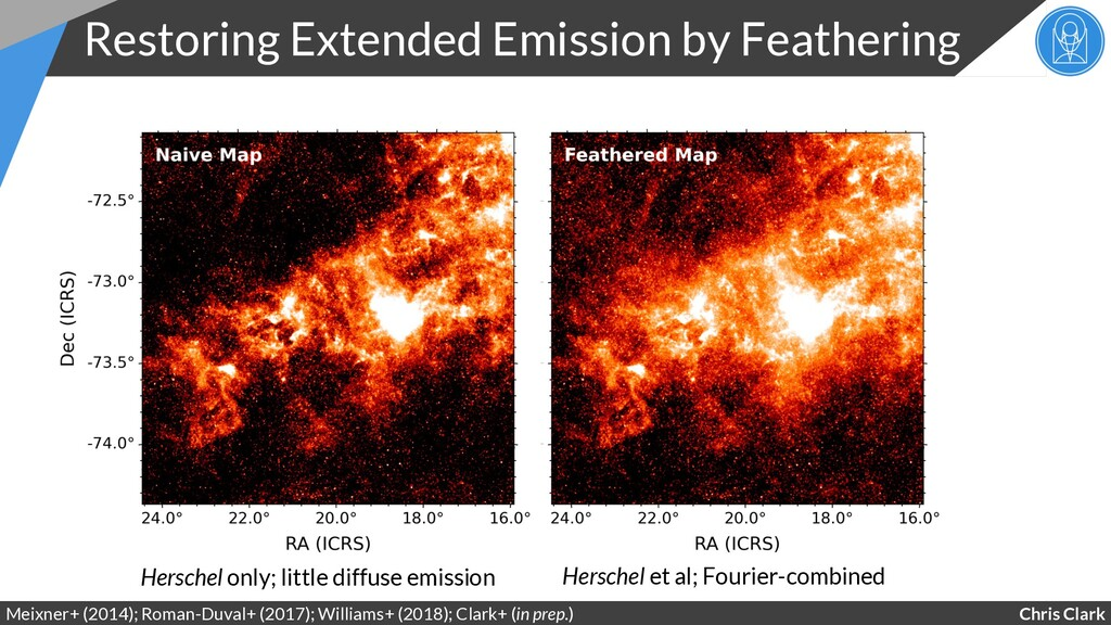 Chris Clark Restoring Extended Emission by Feat...