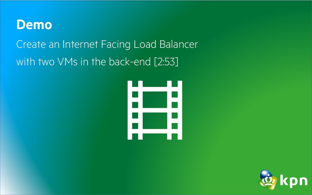 Demo Create an Internet Facing Load Balancer wi...