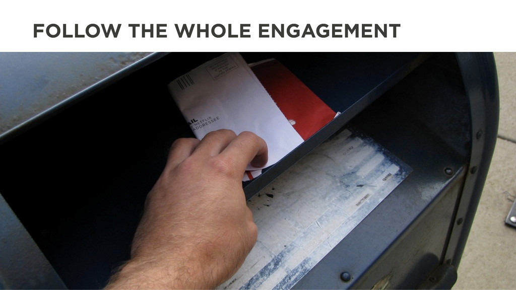FOLLOW THE WHOLE ENGAGEMENT