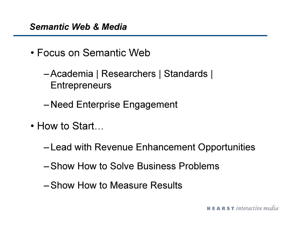 •  Focus on Semantic Web – Academia | Researche...