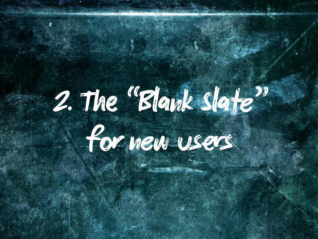 "2. T ""B nk S te"" f new us s"