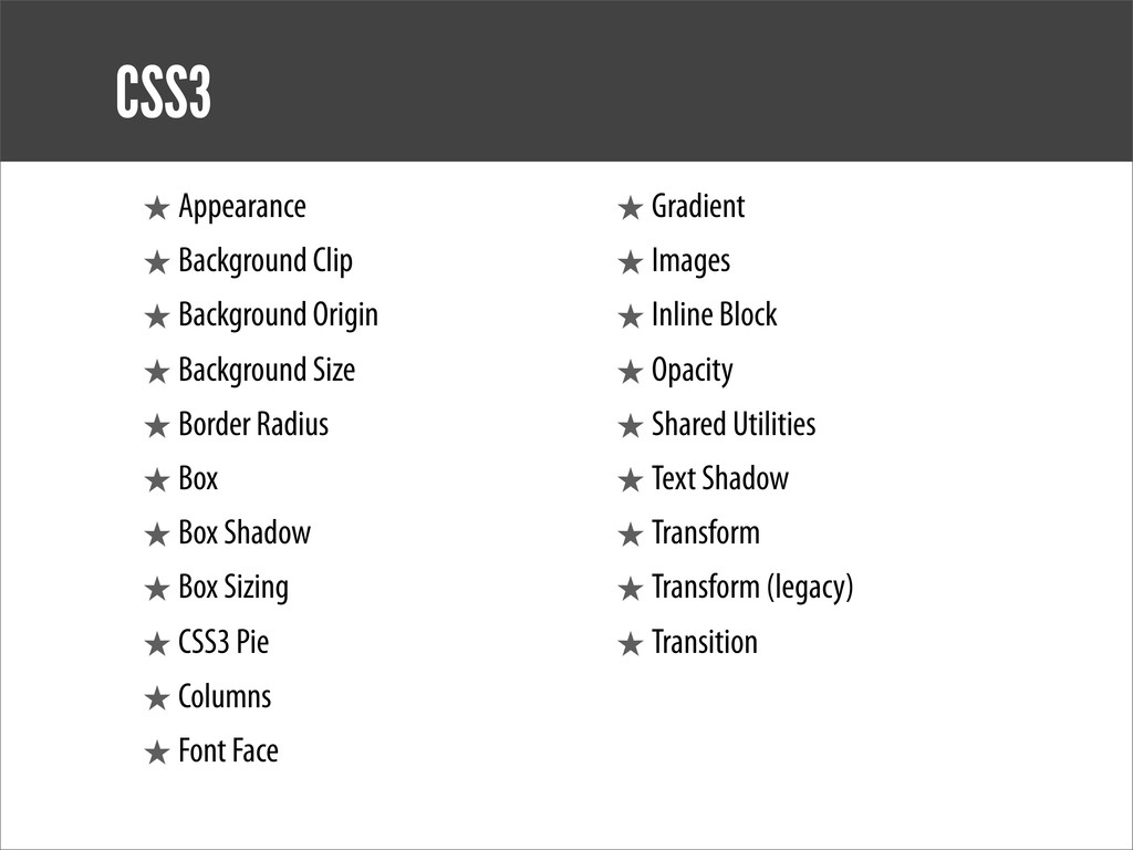 CSS3 ★ Appearance ★ Background Clip ★ Backgroun...