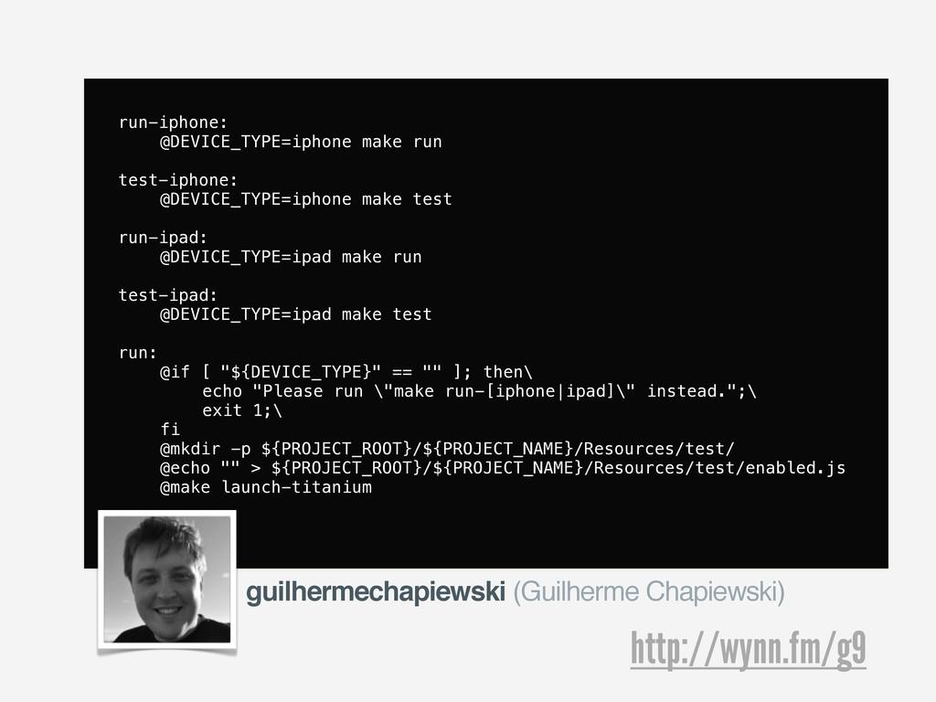 run-iphone: & @DEVICE_TYPE=iphone make run test...