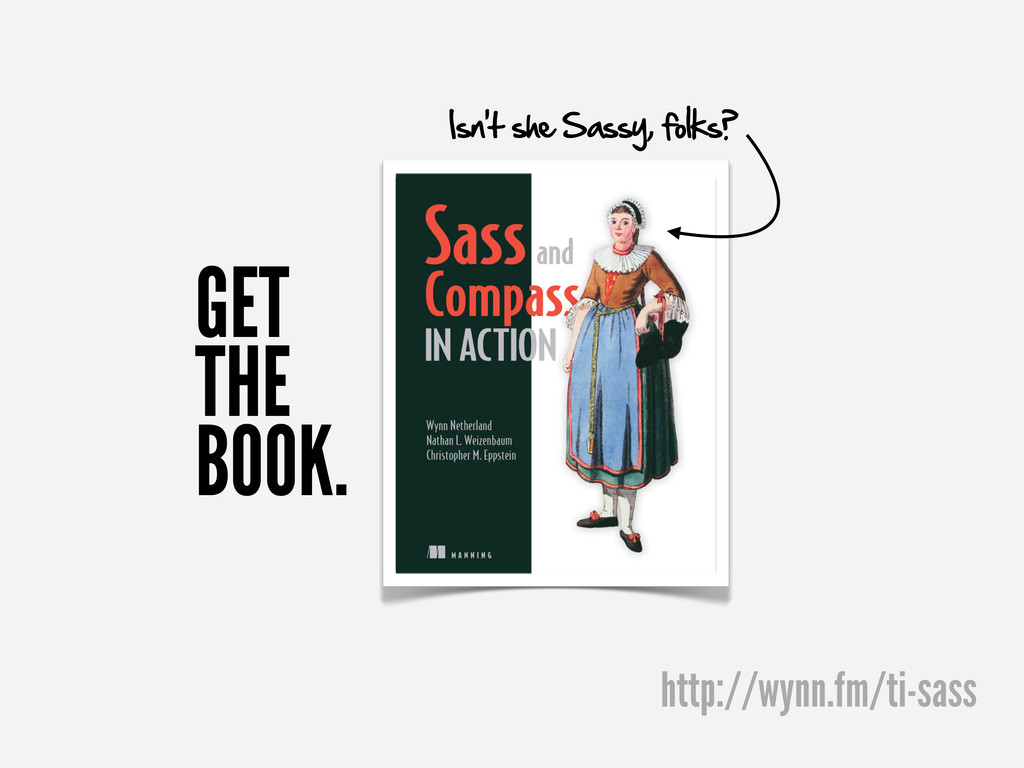 Isn't she Sassy, folks? GET THE BOOK. http://wy...