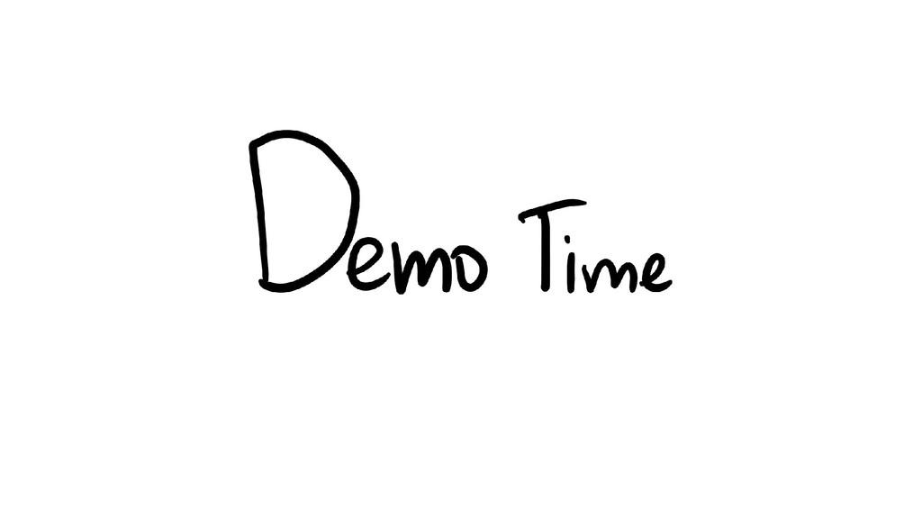 • Live Demo