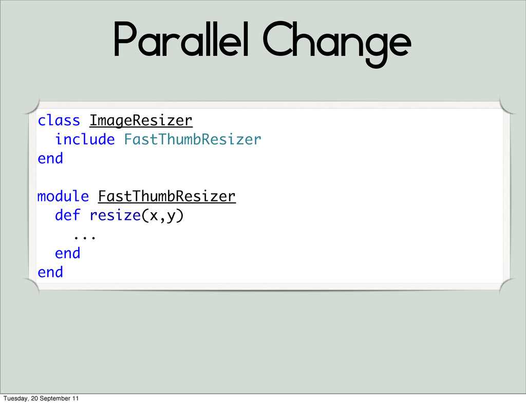 Parallel Change class ImageResizer include Fast...