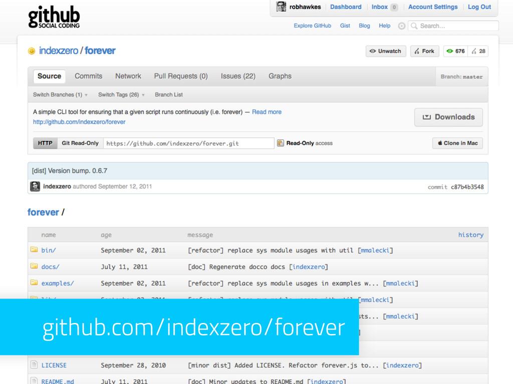 github.com/indexzero/forever