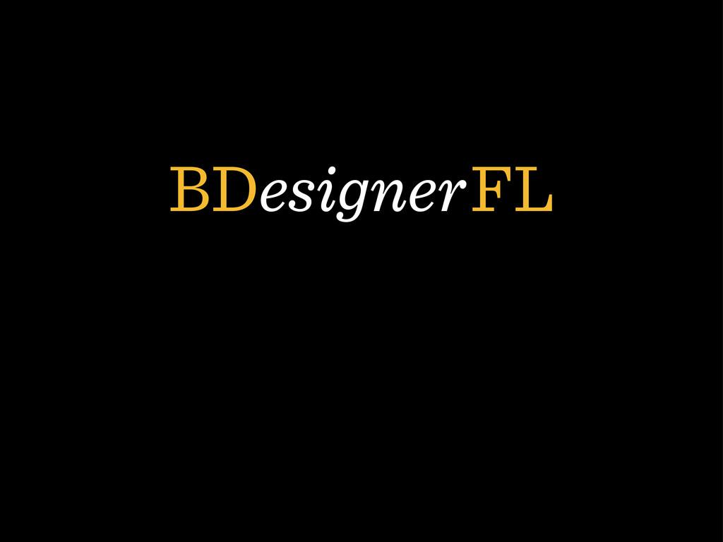 BDesigner FL