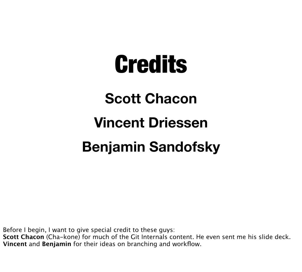 Scott Chacon Vincent Driessen Benjamin Sandofsk...