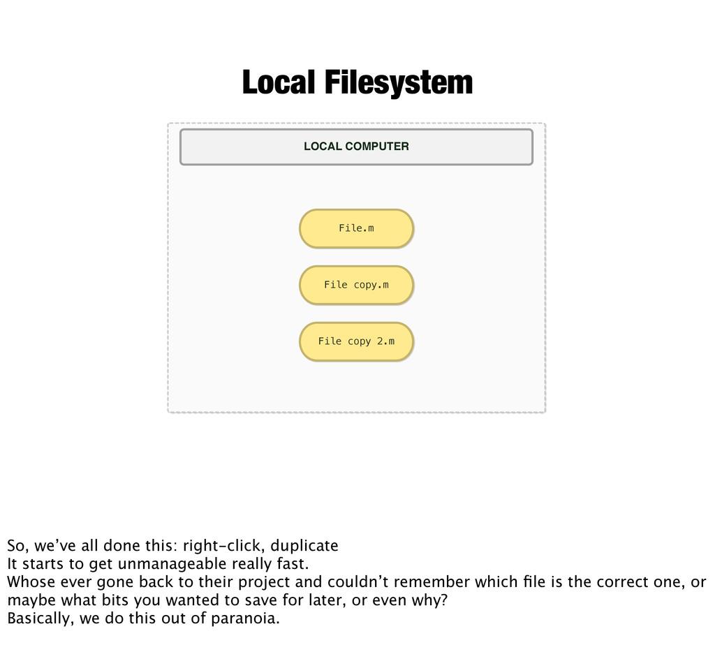 Local Filesystem LOCAL COMPUTER File.m File cop...