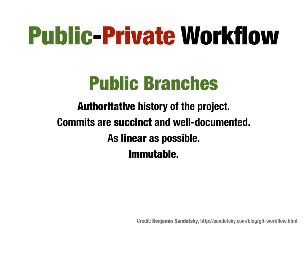 Public Branches Authoritative history of the pr...