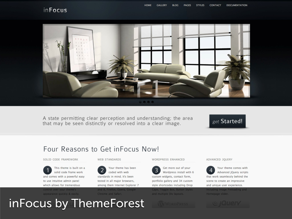 inFocus by ThemeForest