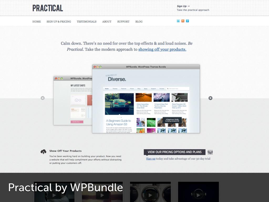 Practical by WPBundle