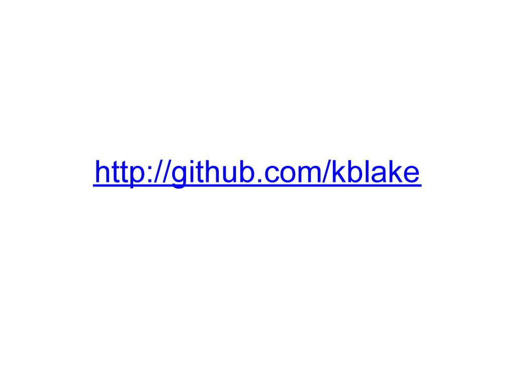 http://github.com/kblake