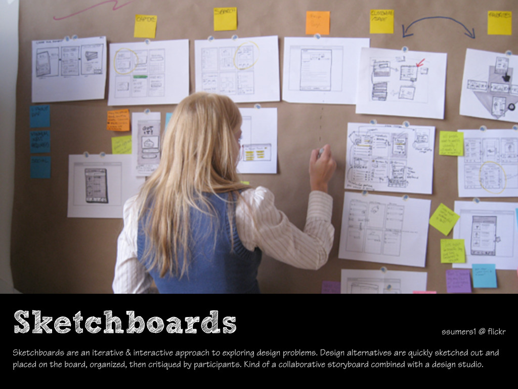 Sketchboards ssumers1 @ flickr Sketchboards are...