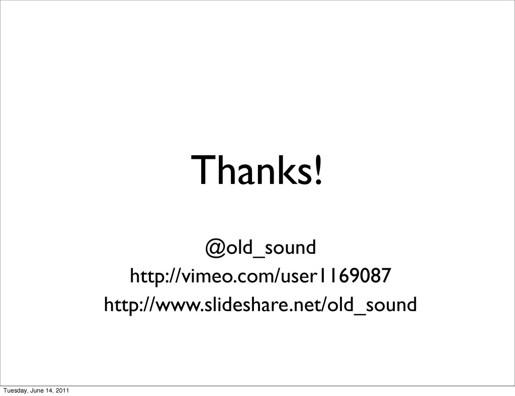Thanks! @old_sound http://vimeo.com/user1169087...