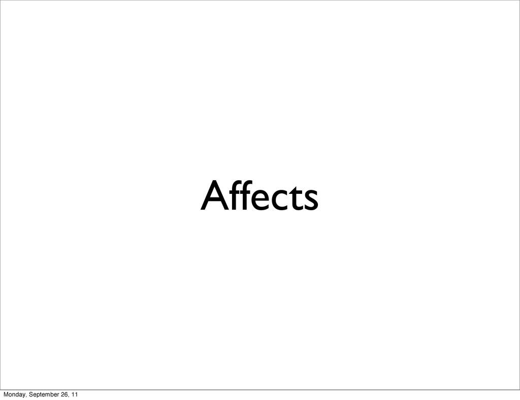 Affects Monday, September 26, 11