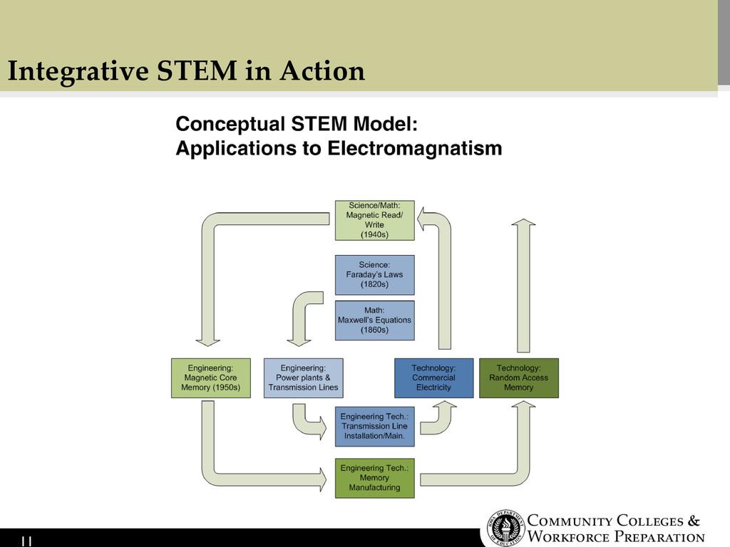 Integrative STEM in Action 11