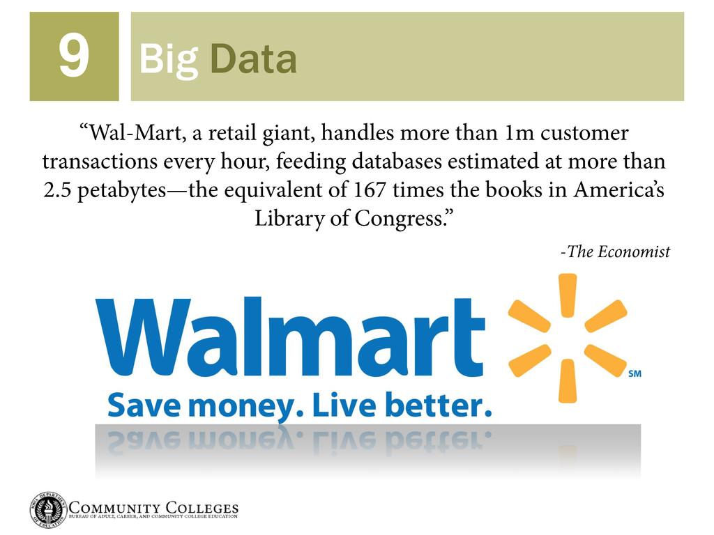 Big Data 9