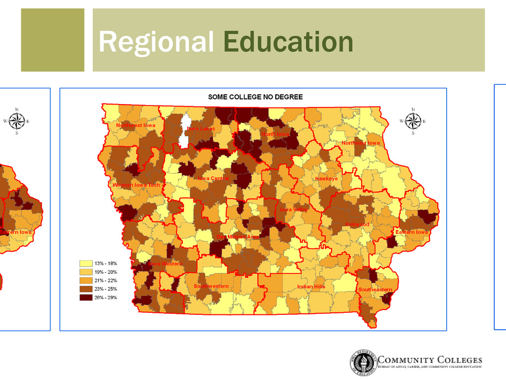 Regional Education