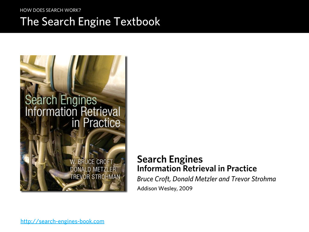 http://search-engines-book.com Search Engines I...