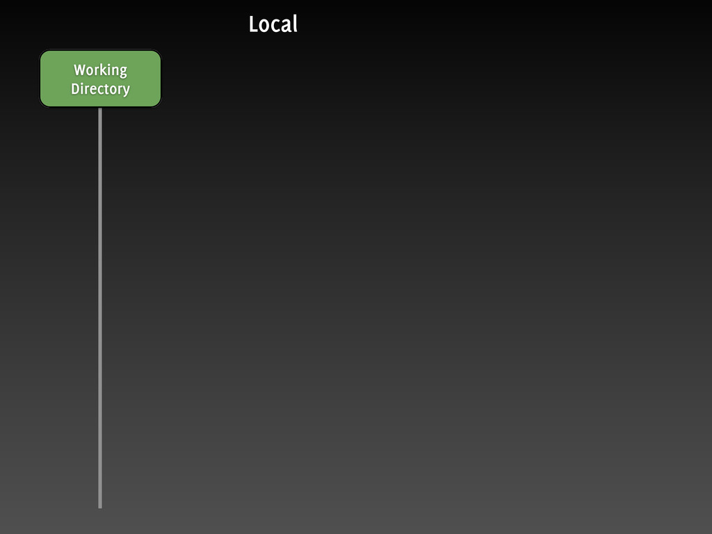 Working Directory Local