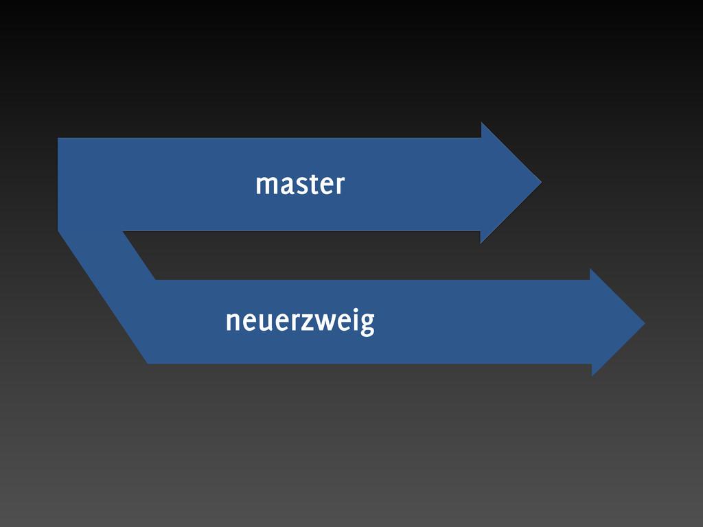 master neuerzweig