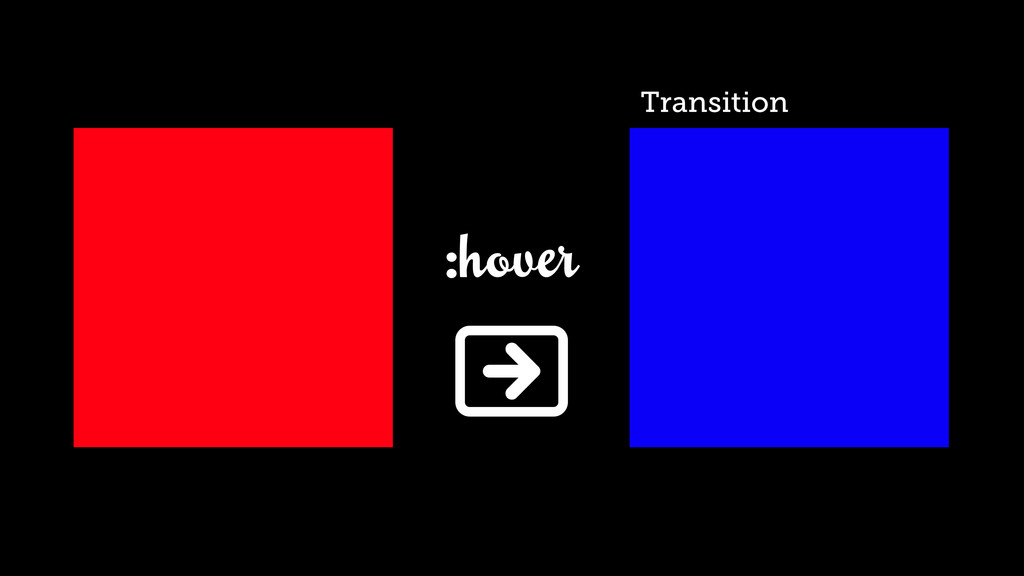 :hover 0N Transition