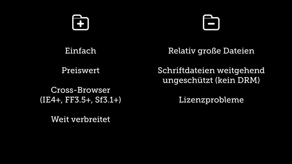 kR Einfach Preiswert Cross-Browser (IE4+, FF3.5...