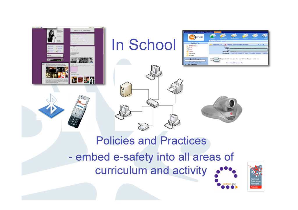 In School Policies and Practices - embed e-safe...