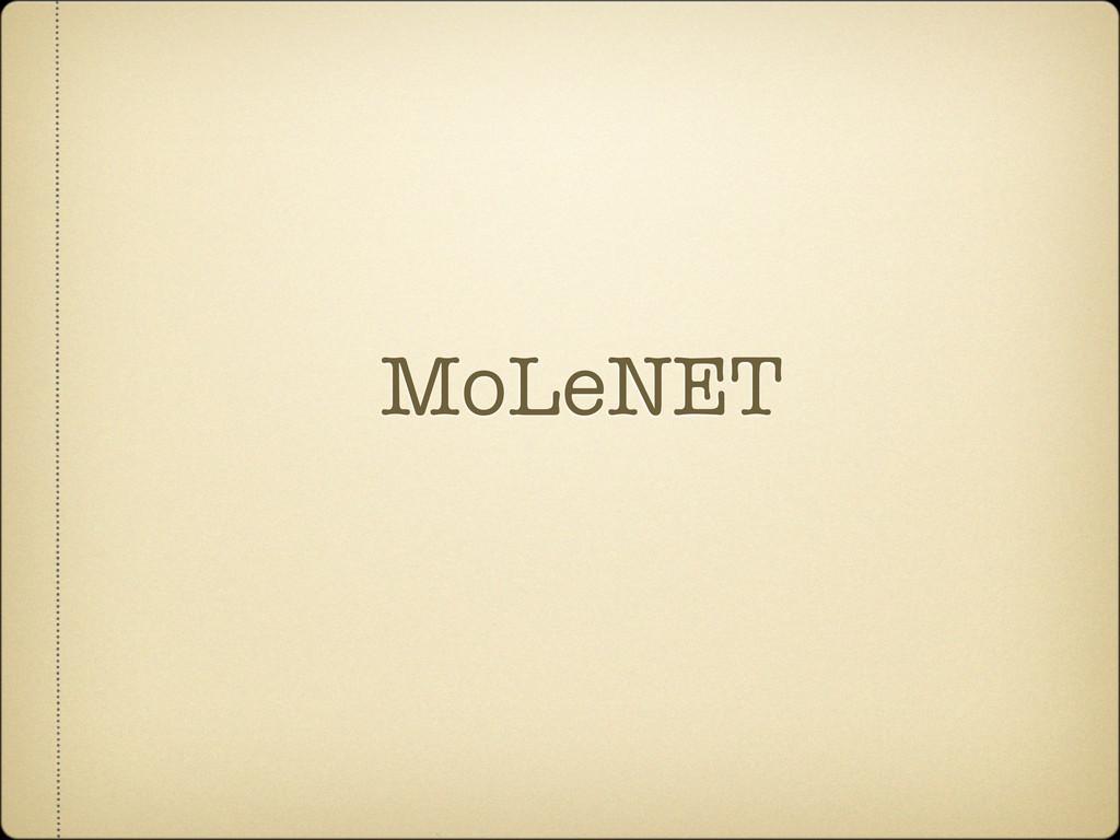 MoLeNET