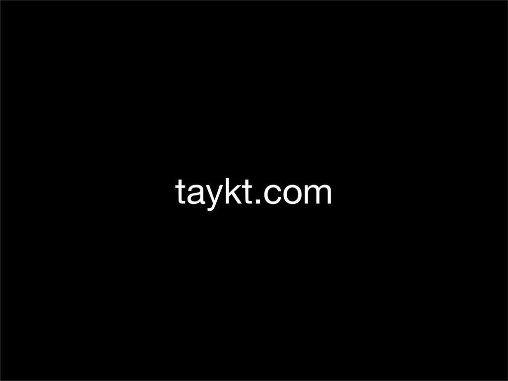 taykt.com