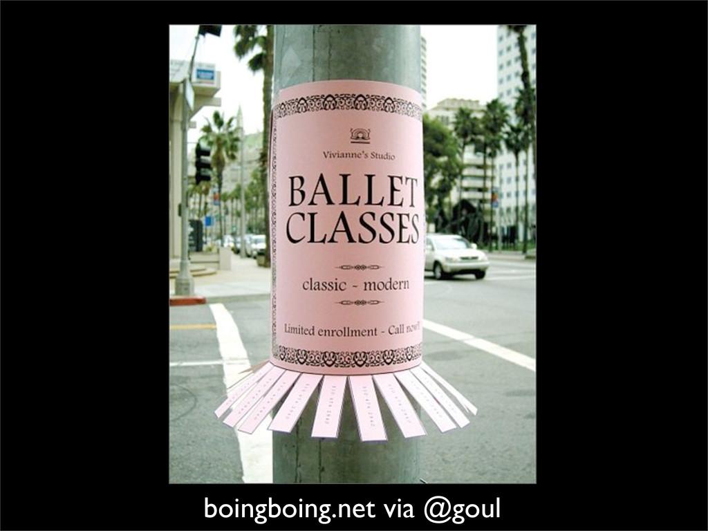 boingboing.net via @goul