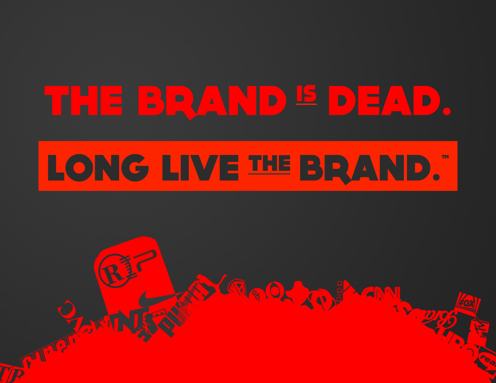 THE BRAND DEAD.