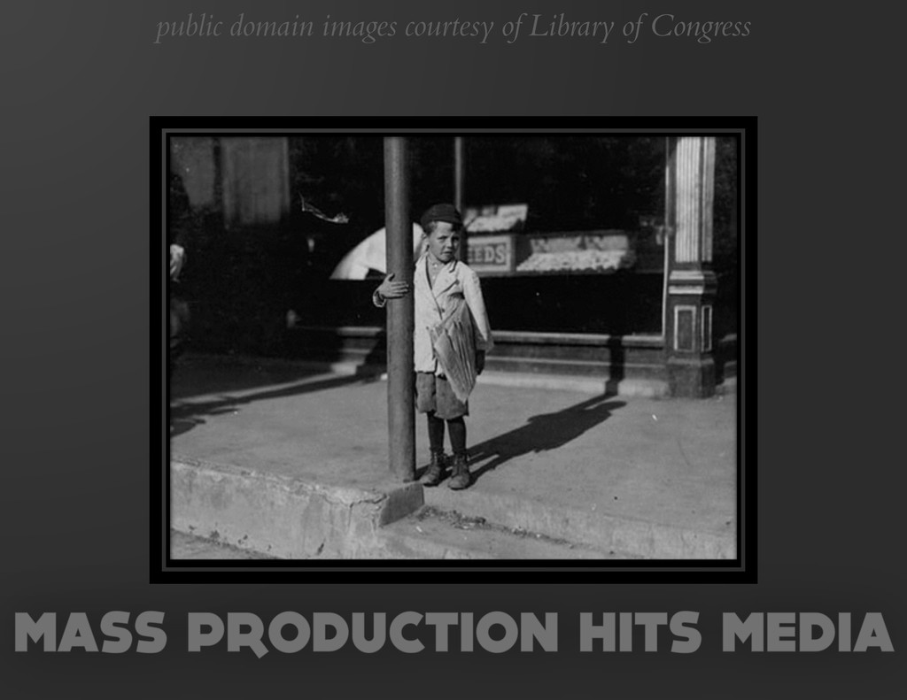 public domain images courtesy of Library of Con...